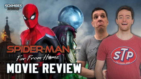 Schmoes Knows - Spider-man: far from home movie review