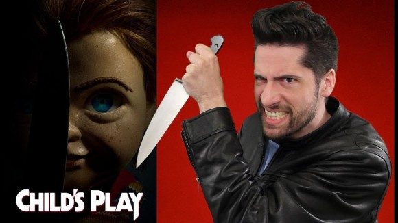 Jeremy Jahns - Child's play - movie review