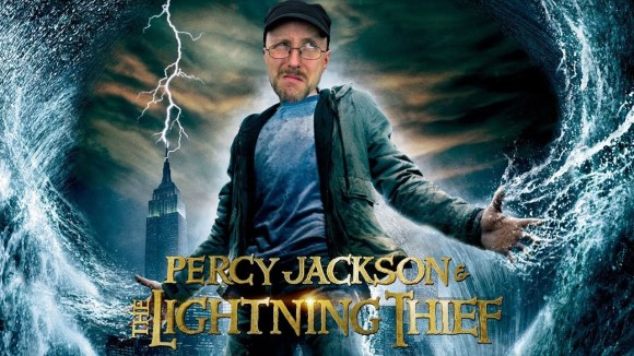 Channel Awesome - Percy jackson and the lightning thief - nostalgia critic
