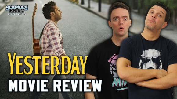 Schmoes Knows - Yesterday movie review