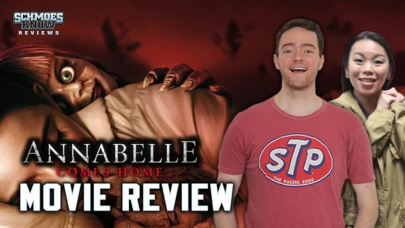Schmoes Knows - Annabelle comes home movie review