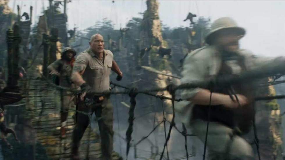 Eerste trailer 'Jumanji: The Next Level'!