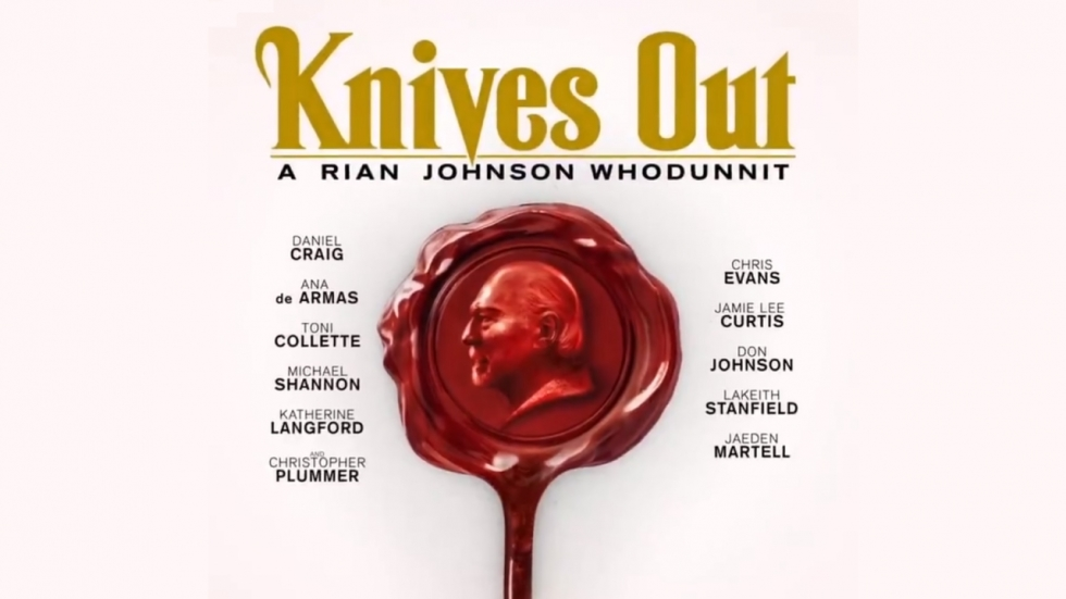 Trailer 'Knives Out' van 'Star Wars: The Last Jedi'-regisseur Rian Johnson!