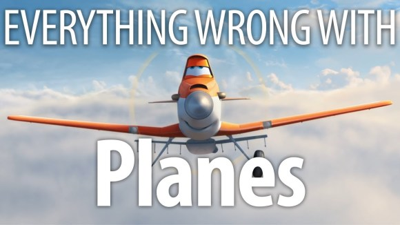 CinemaSins - Everything wrong with planes in 15 minutes or less