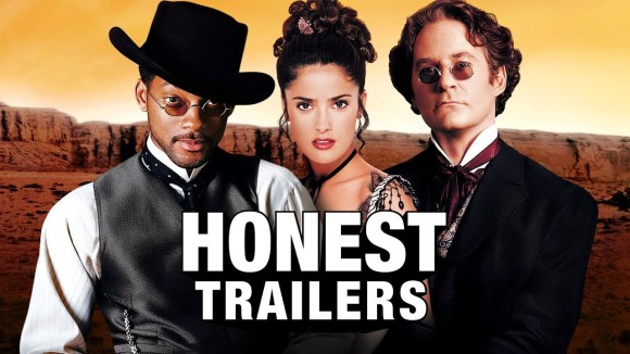 ScreenJunkies - Honest trailers | wild wild west