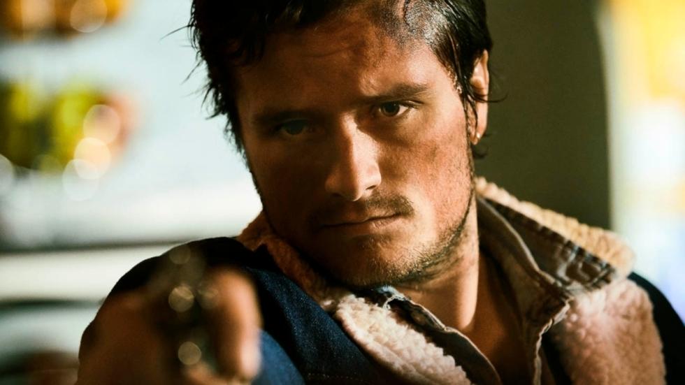 Josh Hutcherson (The Hunger Games) is een wanhopige overvaller in eerste trailer 'Burn'