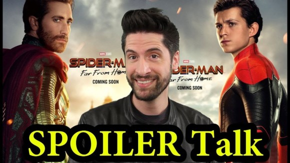 Jeremy Jahns - Spider-man: far from home - spoiler talk!
