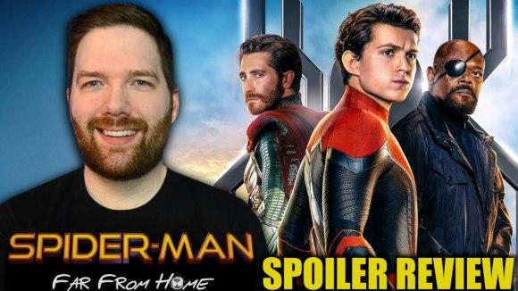 Chris Stuckmann - Spider-man: far from home - spoiler review