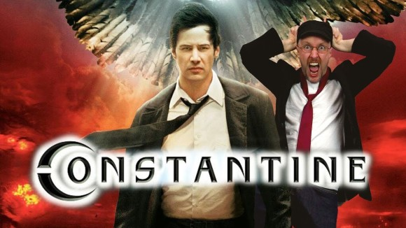 Channel Awesome - Constantine - nostalgia critic