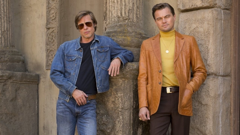 Fijne retrosfeer op nieuwe foto's voor Quentin Tarantino's 'Once Upon a Time in Hollywood'!