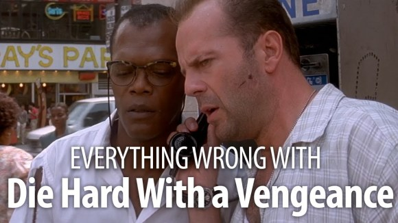 CinemaSins - Everything wrong with die hard with a vengeance