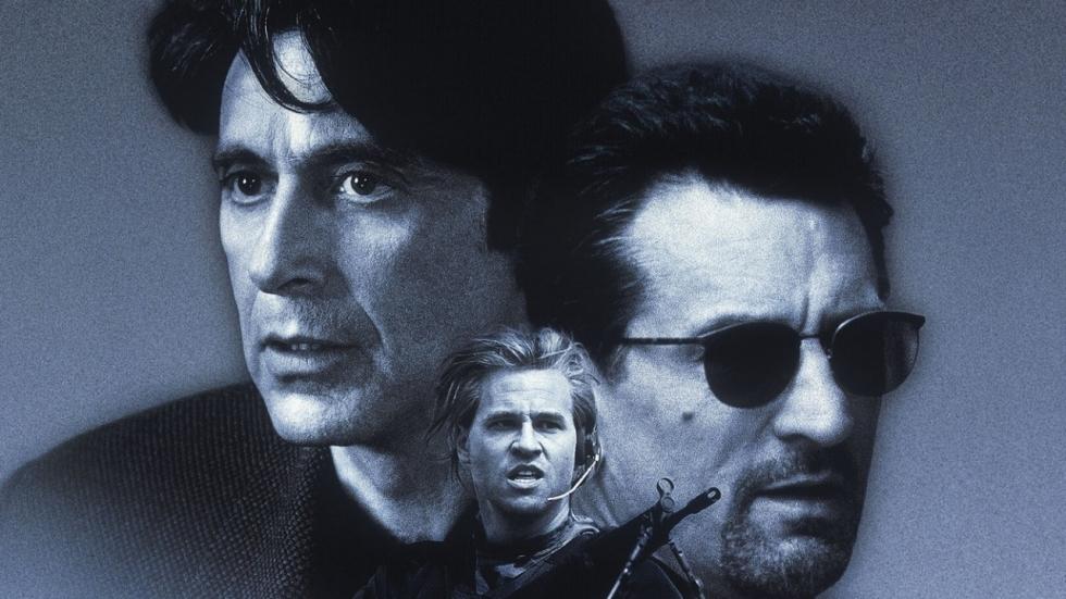 Misdaadklassieker 'Heat' met Pacino/De Niro krijgt mogelijk een prequel