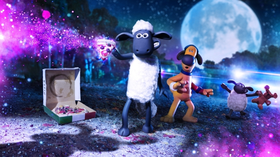 'A Shaun the Sheep Movie: Farmageddon' is buitenaards