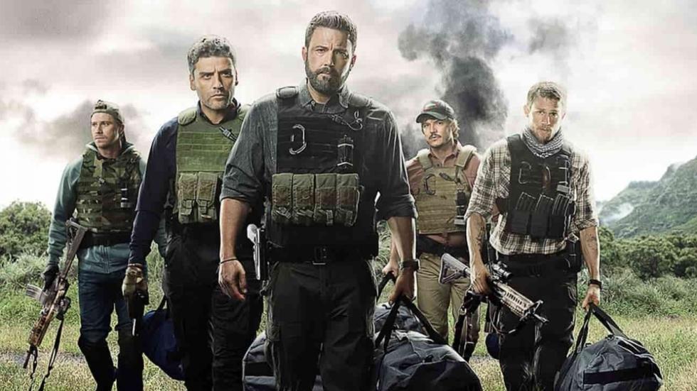 Minder Netflix-films na floppen 'Triple Frontier'?