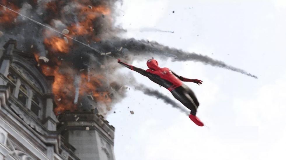 'Spider-Man: Far from Home' scoort huizenhoog en bewijst dat Disney iedereen de baas is