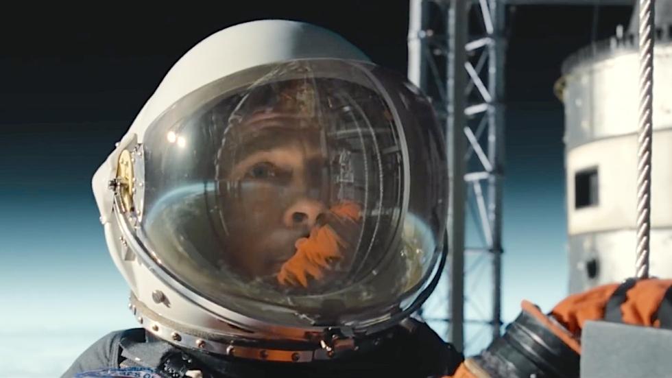Brad Pitt in actie om zonnestelsel te redden in trailer 'Ad Astra'