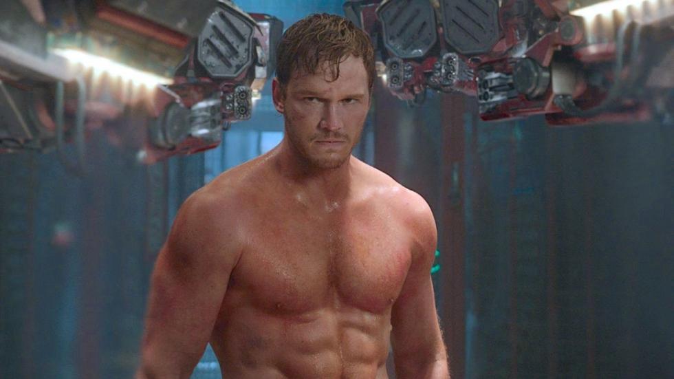 Pasgetrouwde Schwarzenegger en Pratt nemen het ervan!