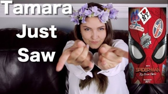 Channel Awesome - Spider-man: far from home - tamara just saw