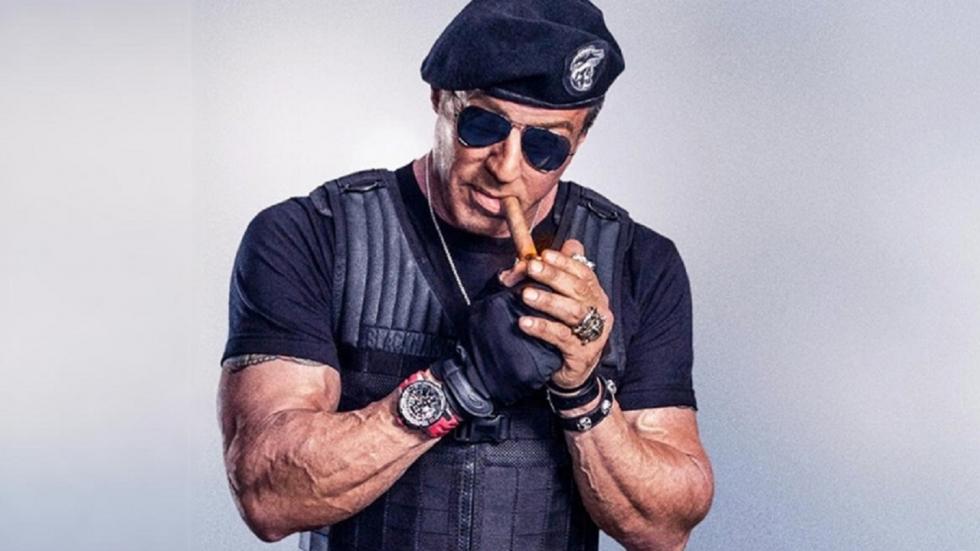 Eindelijk: Sylvester Stallone is begonnen aan 'The Expendables 4'!