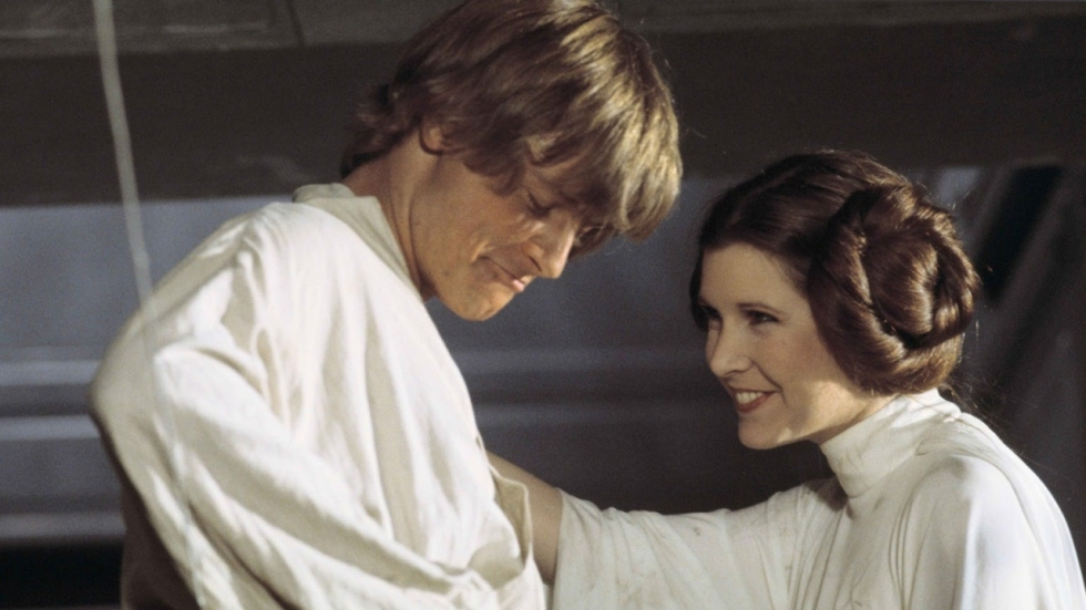 Mark Hamill over eindeloos besproken blooper in 'Star Wars: A New Hope'