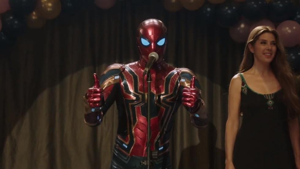 Spider-Man terug naar Sony als 'Spider-Man: Far from Home' geen $1 miljard opbrengt