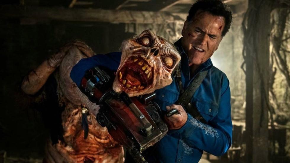 Sam Raimi wil meer 'Evil Dead' maken!