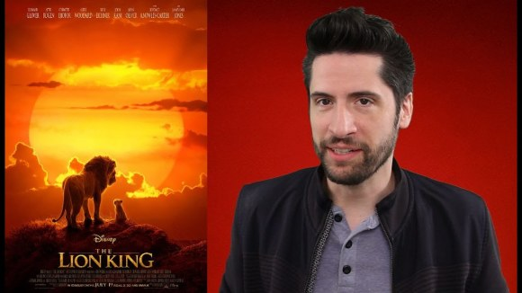 Jeremy Jahns - The lion king - movie review