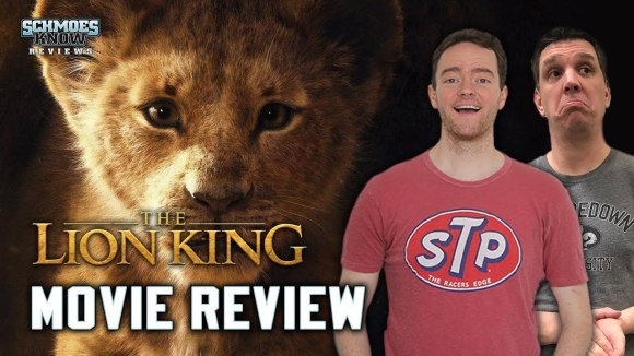 Schmoes Knows - The lion king movie review