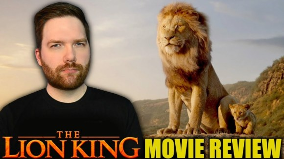 Chris Stuckmann - The lion king - movie review