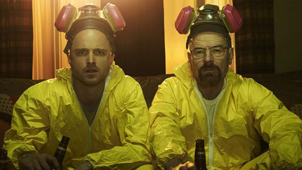 Hint Bryan Cranston op een terugkeer naast Aaron Paul in 'Breaking Bad'-film?