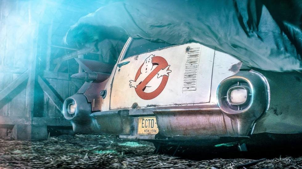 Eerste foto 'Ghostbusters 3'!