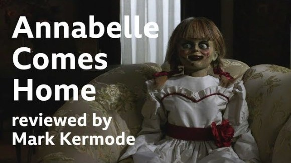 Kremode and Mayo - Annabelle comes home reviewed by mark kermode