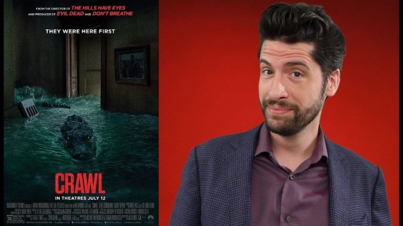 Jeremy Jahns - Crawl - movie review