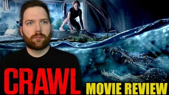 Chris Stuckmann - Crawl - movie review