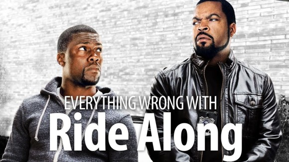 CinemaSins - Everything wrong with ride along in 13 minutes or less