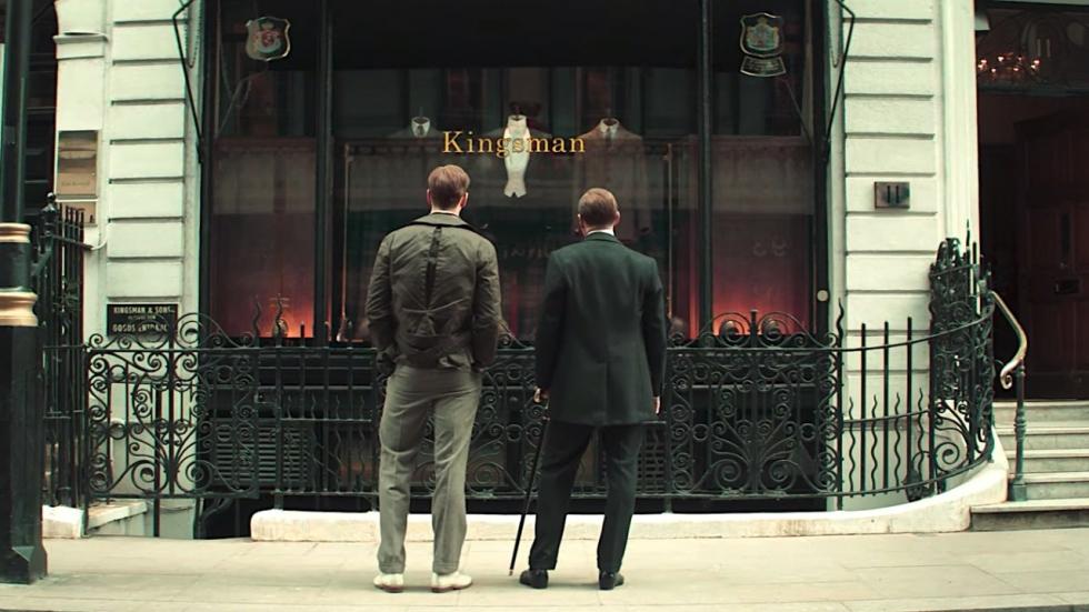 Eerste trailer 'The King's Man'-prequel!