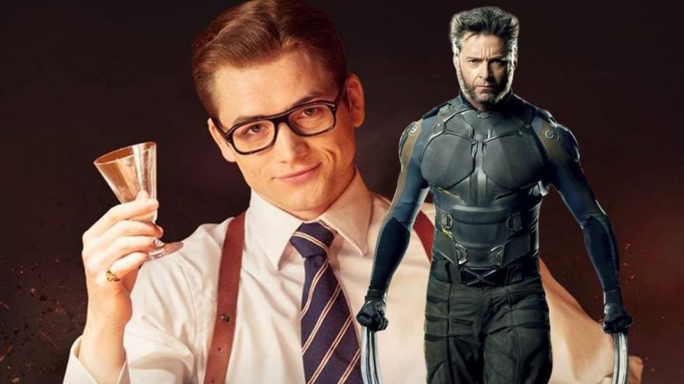 Taron Egerton (Rocketman) wil Wolverine spelen in MCU!
