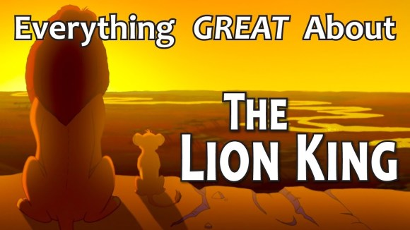 CinemaWins - Everything great about the lion king!