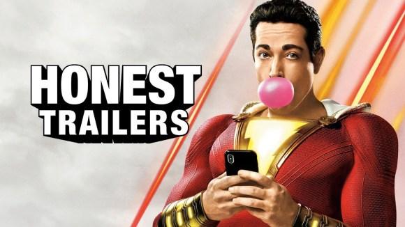 ScreenJunkies - Honest trailers   shazam