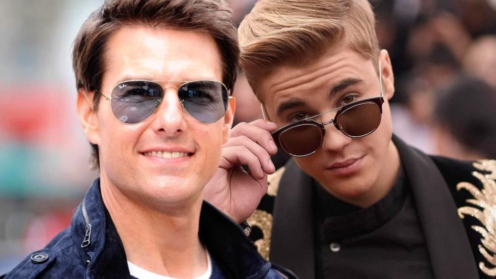 'Floyd Mayweather wil gevecht Justin Bieber vs Tom Cruise regelen'