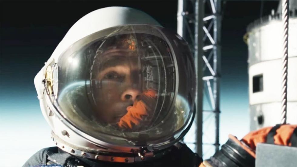 Brad Pitt als ruimtevaarder in verbluffende trailer 'Ad Astra'!