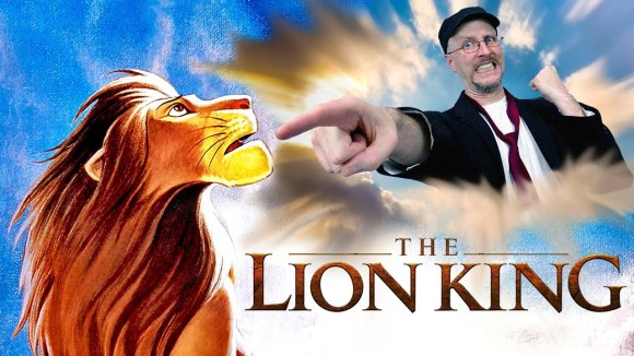 Channel Awesome - The lion king - nostalgia critic