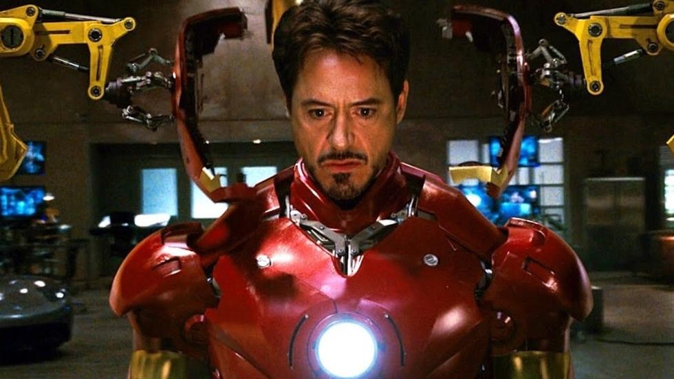 Bekijk de screentest van Robert Downey Jr. voor 'Iron Man'