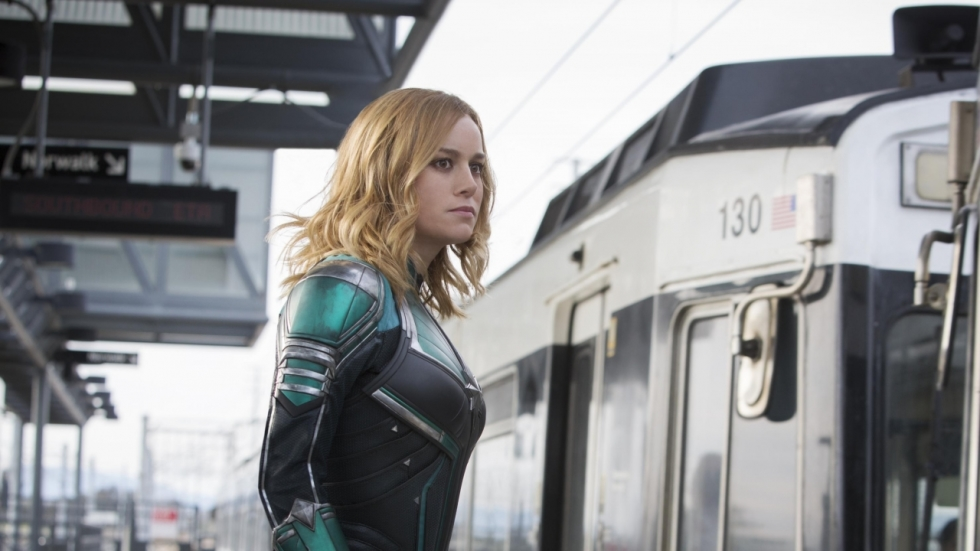 Blu-ray review 'Captain Marvel' - Brie Larson is Marvels nieuwste leider!