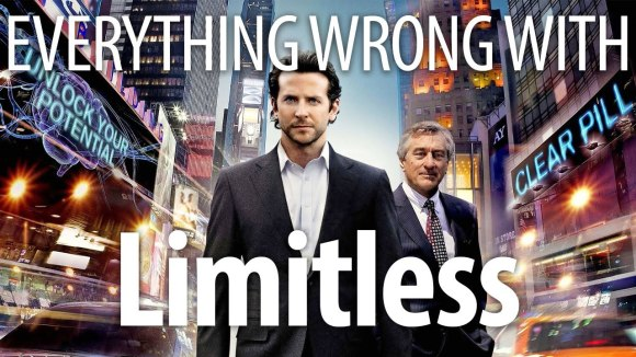 CinemaSins - Everything wrong with limitless in 17 minutes or less