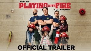 Playing with Fire (2019) video/trailer