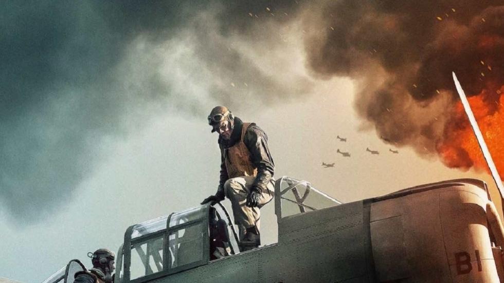Eerste trailer WOII-epos 'Midway' van ramptoerist Roland Emmerich (Independence Day)!