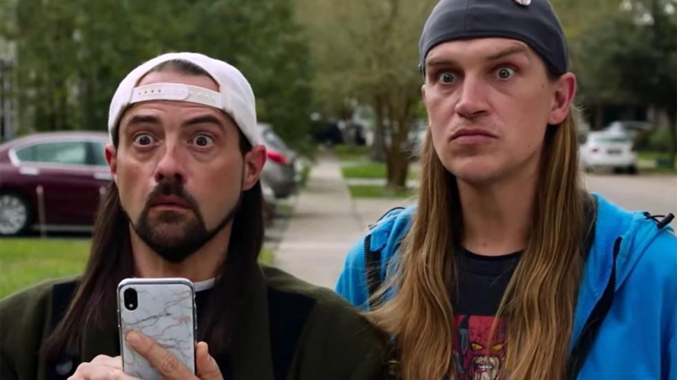 Eerste trailer 'Jay and Silent Bob Reboot': de stoners zijn terug!