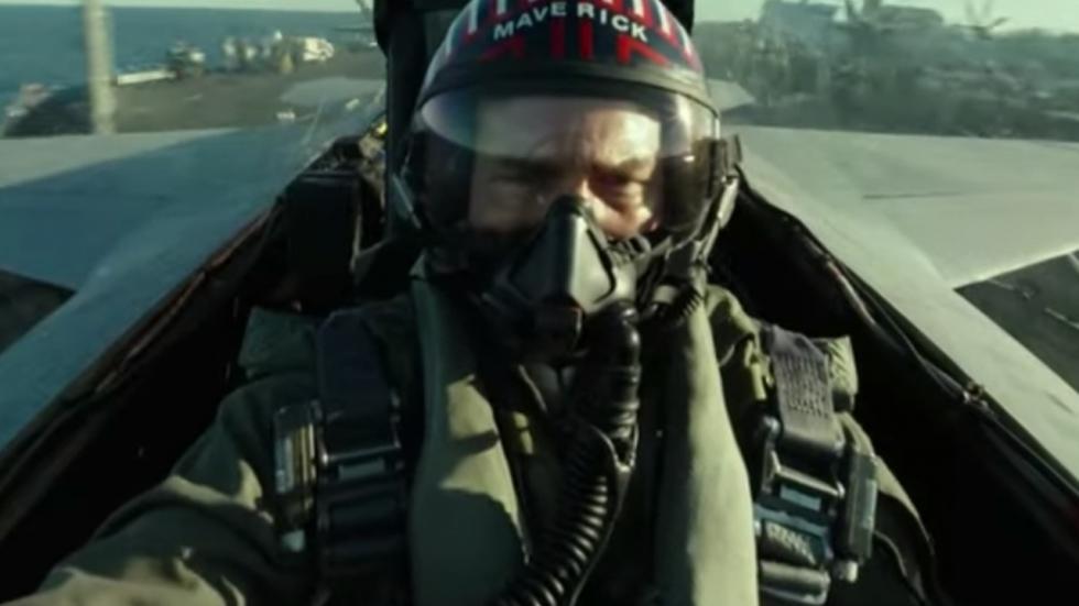 Eerste trailer van Tom Cruise's 'Top Gun: Maverick'!
