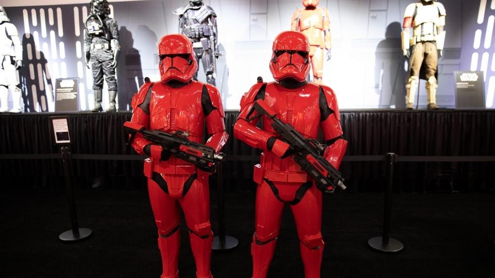 Rode Stormtroopers worden megasterk in 'Star Wars: The Rise of Skywalker'
